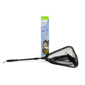 coarse fish net black