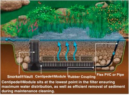 wetland filter kit