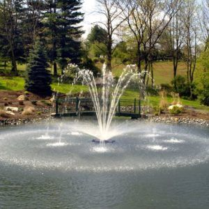 Aerating Fountain constellation