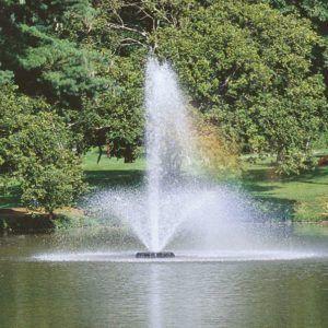 Aerating Fountain