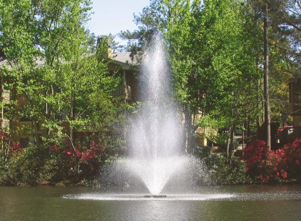 aerating fountain tristar