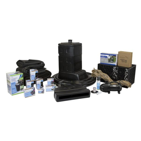 deluxe pondless waterfall kit