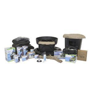 deluxe pond kit