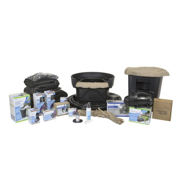 deluxe pond kit